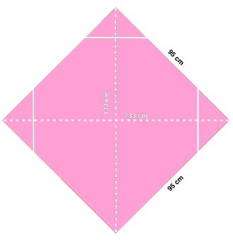 dimensions - large pig